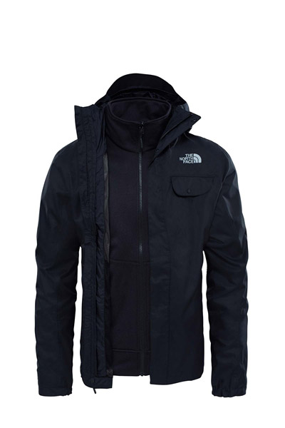 Resim The North Face T933IS M Tanken Triclimate Erkek Mont