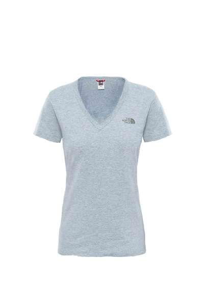Resim The North Face T0A3H6 S/S Simple Dom Tee Kadın T-shirt