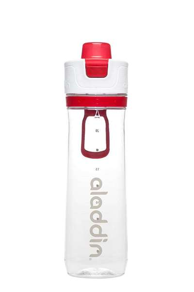 Resim Aladdin Active Hydration Tracker Bottle 0.8 L Red
