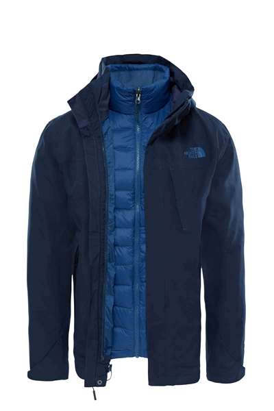 Resim The North Face T93826 M Mountain Light Triclimate Erkek Mont