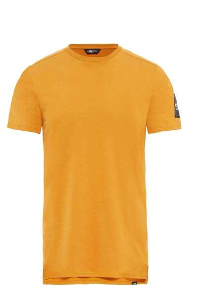 Resim The North Face T93BP7 M S/S Fine2 Tee-Eu Erkek T-shirt