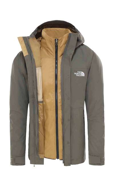 Resim The North Face  NF0A37FI M Naslund Triclimate 3-in-1 Erkek Mont