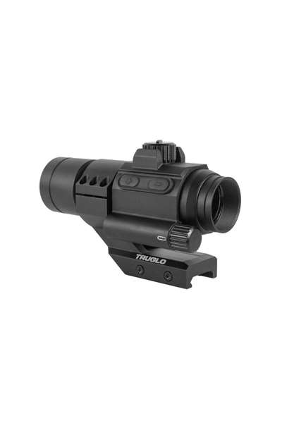 Resim Truglo Ignite 30mm 2 Moa Red-Dot Siyah